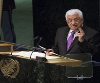 Israel accuses Palestinian president Mahmoud Abbas of sparking a new conflict with Hamas