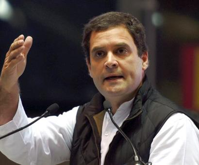 Rahul mimics Modi; says he instils fear among people
