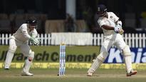 India v/s New Zealand: India lose Vijay, Pujara, extend lead past 300 at lunch on Day 4