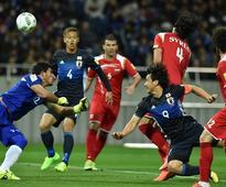 Japan men's soccer coach Halilhodzic won't compromise in 2018 World Cup qualifiers