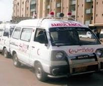 Road accidents kill 6 in Sindh