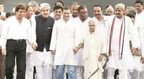 Uttar Pradesh: Rahul Gandhi blows election bugle, promises govt of development