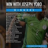 Photos Of AY, Enyeama, Ahmed Musa, Eto, Joel Obi, Others At Yobo Testimonial Match