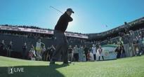 Watch Phil Mickelson hit a golf shot through the eyes of a GoPro