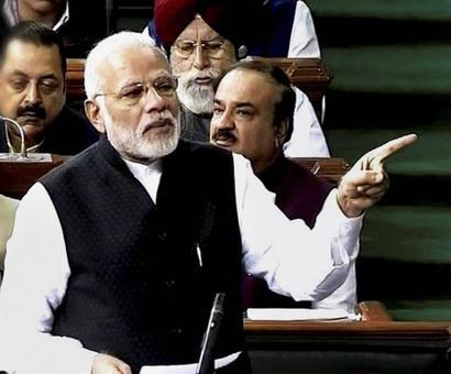 Opposition calls PM's reply arrogant, election propaganda