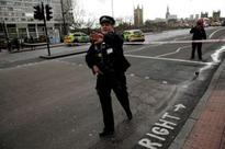 'Terror incident' at UK Parliament
