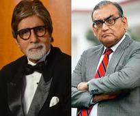 Amitabh Bachchan says there is no rivalry with Justice Katju