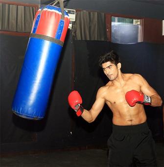 Vijender Singh won't participate in Amir Khan's pro-league