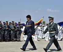 Bolivia's Morales opens 'anti-imperialist' army academy