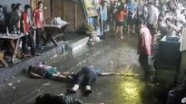 Brutal attack on tourists in Thailand caught on video