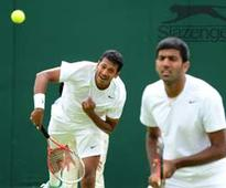 Bhupathi-Bopanna in semis, Sania and Bethanie exit