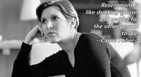 RIP Carrie Fisher, the woman who could laugh through her pain: Her best quotes