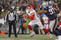 Watch: Smith finds Wilson for Chiefs' TD vs. Patriots