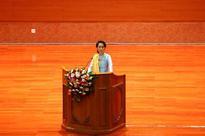 Myanmar's Suu Kyi seeks to revive peace process with fresh talks