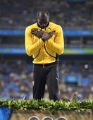 Bolt wins Athlete of Year award