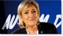 Le Pen vows to