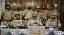 Postgraduate among seven gangsters held in Jalandhar; arms, heroin seized