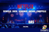 FIRST LOOK Vir Das's Netflix Special Poster