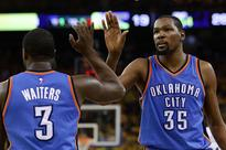 NBA Trade Rumors: Kevin Durant Planning To Leave Oklahoma City Thunder For Golden State Warriors?