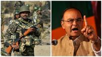 India ready for any security challenge along the LoC and international border: Arun Jaitley