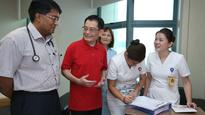 Heng Swee Keat discharged from hospital: Prime Minister's Office