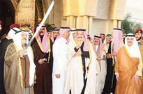 Kuwait welcomes Saudi monarch