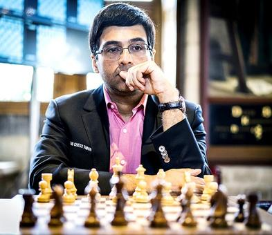 Vishy Anand on Kasparov's surprise return to chess...