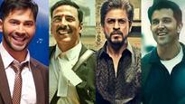 Box Office Report Card: Shah Rukh Khan, Hrithik Roshan, Varun Dhawan, Akshay Kumar - who's the highest grossing actor of the first quarter?