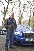 Top Gear was like being parachuted into a war, says Rory Reid