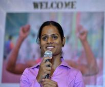 Dutee Chand's 100m national record in Almaty yet to be ratified
