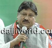 Mangaluru: Labour leader, environmentalist Felix A D'Souza joins BJP