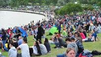 It's on for young and old as Canberra closes in on 400,000