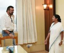 'Munnabhai' thanks Mamta Banerjee for standing by him