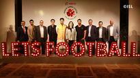 Ranbir, John and Abhishek attends ISL team owners workshop