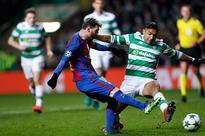 Barca, City into last 16 as PSG control fate