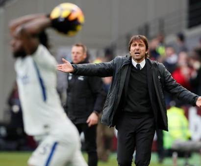 EPL PIX: Chelsea no longer in title race after West Ham defeat?