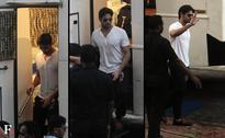 Sidharth Malhotra shoots for his next film in Mumbai; is it the Bang Bang follow-up?