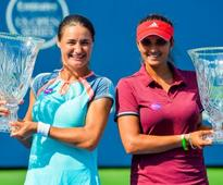 Connecticut Open: Sania Mirza-Monica Niculescu win doubles title ahead of US Open