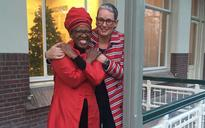Bishop Tutu's daughter loses pastoral licence after marriage to lesbian lover