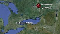 Eastern Ontario earthquake felt in Waterloo Region May 17, 2013 7:03 PM ET Several people in Waterloo Region have reported feeling tremors or shaking after two earthquakes were reported by federal authorities in Ont