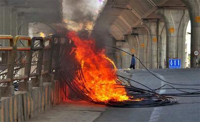 Violence mars Bengaluru's business-friendly image