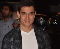 Revealed: Aamir Khan's a circus acrobat in Dhoom 3