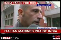 Watch: Italian marine praises India, calls it a great democratic country