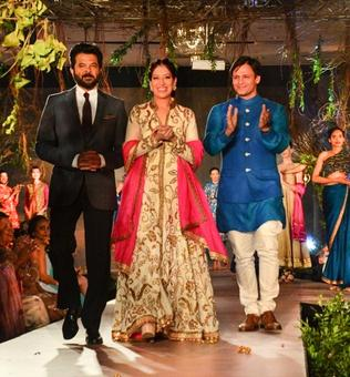 This designer raised Rs 2.33 crores for cancer