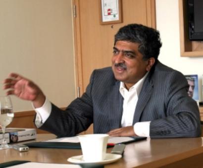 Nandan Nilekani made Infosys chairman