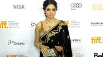 Sridevi gets a Judith clutch