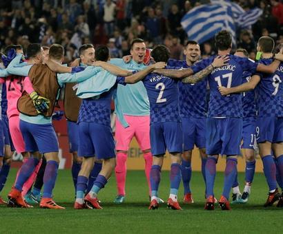 Sports shorts: Croatia, Switzerland seal World Cup spots