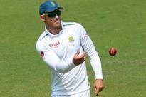 Du Plessis named captain for New Zealand Tests