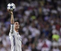 Champions League: Cristiano Ronaldo scores hat-trick against Bayern Munich to fire Real Madrid into semis
