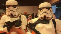 Thousands attend 2016 Comic Con